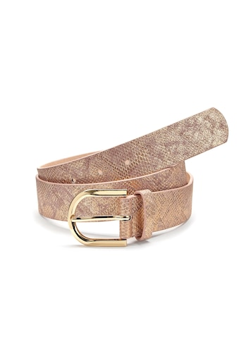LASCANA Hüftgürtel, im Metallic-Look kaufen