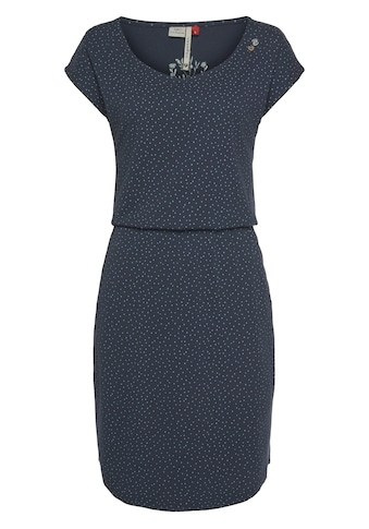 """Ragwear Shirtkleid »LILITHE«, im """"Mini-Dots""""-Allover-Druck kaufen"""
