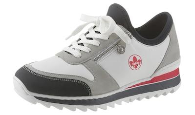 Rieker Sneaker, mit Zier-Reißverschluss kaufen