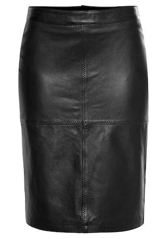 Gipsy Lederrock »Swante«, aus softem Glattleder kaufen