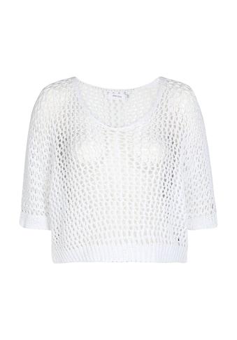 Paprika V-Ausschnitt-Pullover »3/4 Ärmel«, casual kaufen