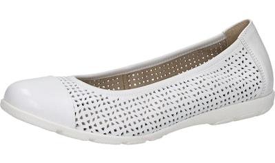 Caprice Ballerina »Leder« kaufen