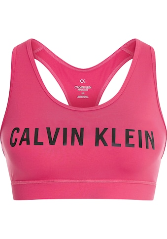 Calvin Klein Performance Sport-Bustier »MEDIUM SUPPORT SPORTS BRA«, mit Trägern für... kaufen