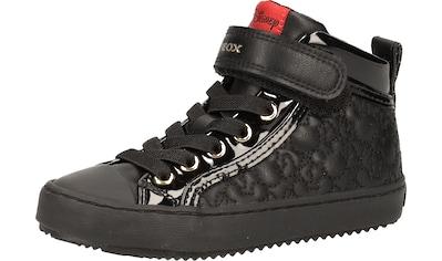 Geox Sneaker »Lederimitat« kaufen