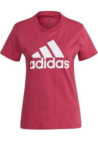 adidas Performance T-Shirt »LOUNGEWEAR ESSENTIALS LOGO« kaufen
