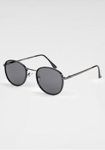 YOUNG SPIRIT LONDON Eyewear Sonnenbrille, mit dezentem Vollrand kaufen
