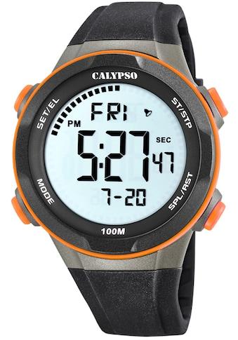 CALYPSO WATCHES Chronograph »Digital For Man, K5780/3« kaufen