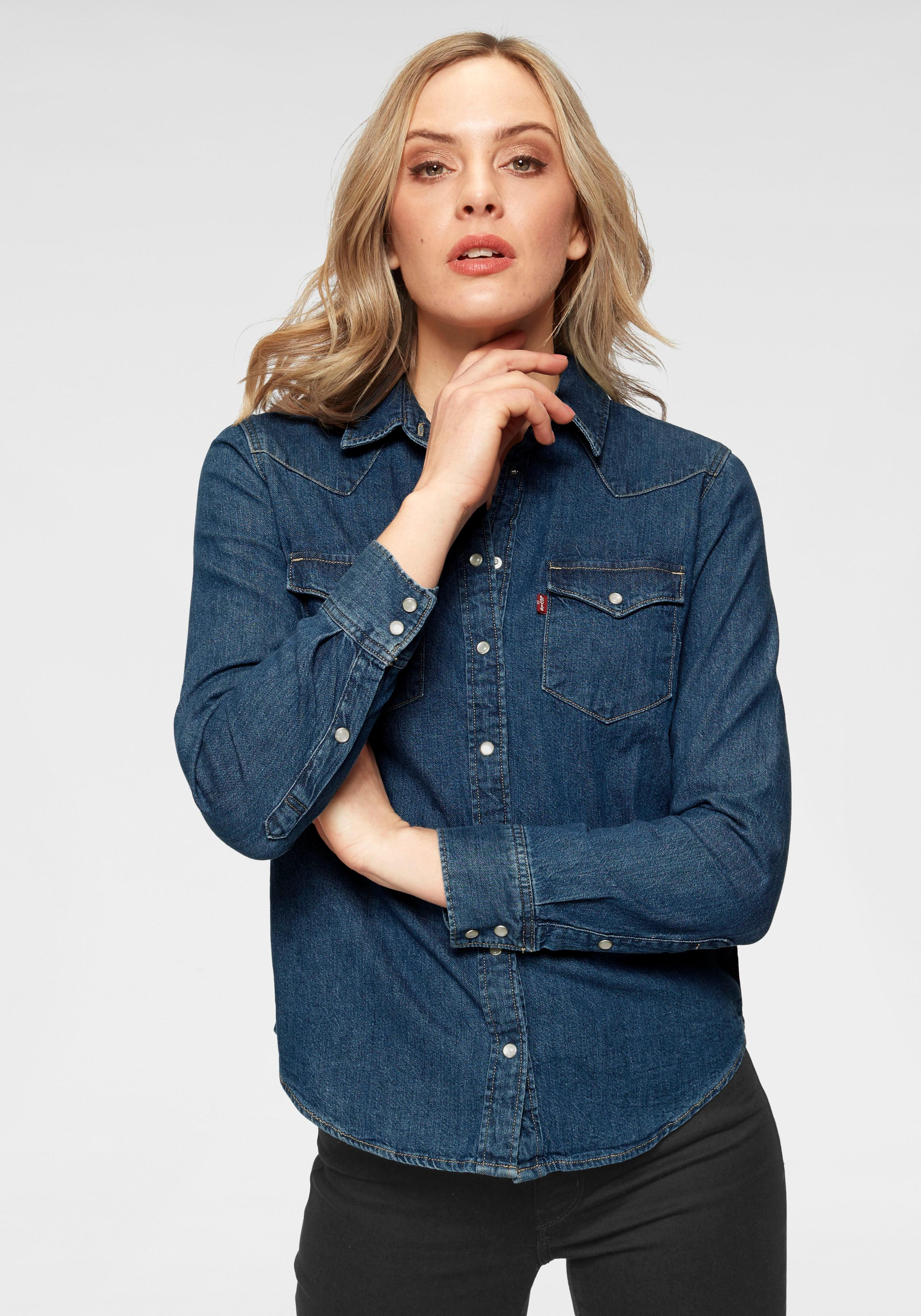levi's -  Jeansbluse Ultimate Western Shirt