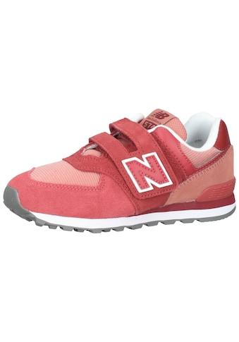 New Balance Sneaker »Veloursleder/Textil« kaufen