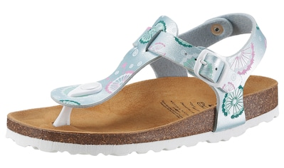Lico Sandale »Bioline Look«, mit gepolstertem Fußbett kaufen