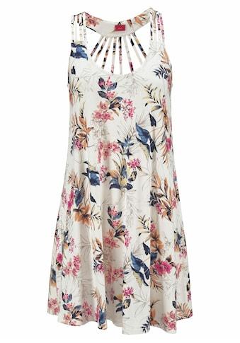 s.Oliver Beachwear Strandkleid, mit besonderem Trägerdesign kaufen