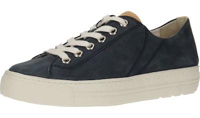 Paul Green Sneaker »Nubukleder« kaufen
