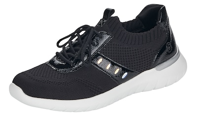 Remonte Slip-On Sneaker, mit aufgesetzter Schnürung kaufen