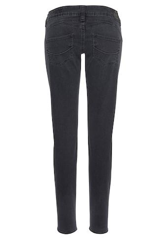 Herrlicher Slim-fit-Jeans »GILA SLIM BLACK CASHMERE«, Normal Waist kaufen