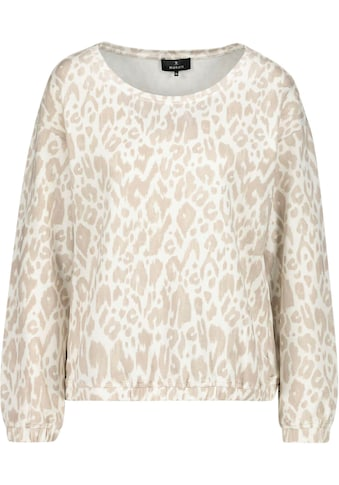 Monari Sweatshirt, Animal-Print kaufen