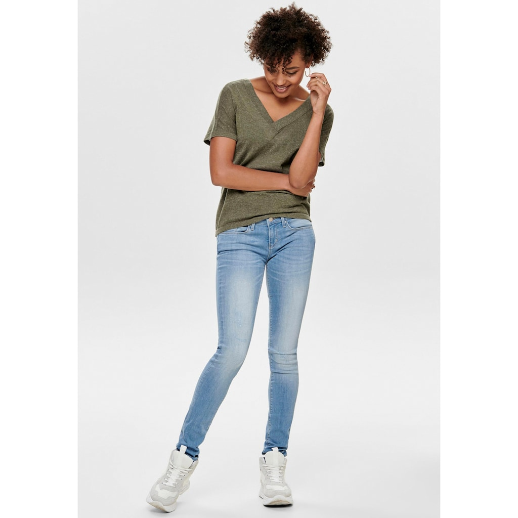 Only Skinny-fit-Jeans »ONLCORAL«