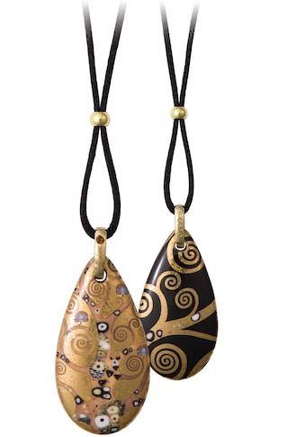 Goebel Kette mit Anhänger »Der Lebensbaum, Artis Orbis Gustav Klimt, 66999061« kaufen