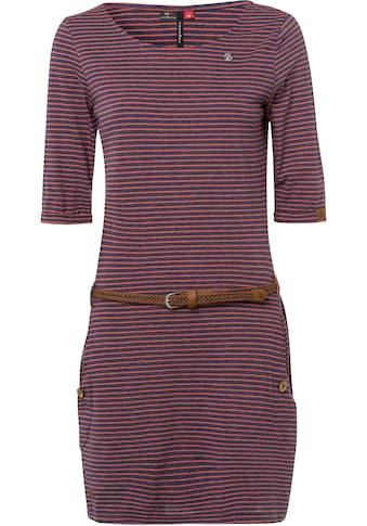 Ragwear Jerseykleid »TANYA«, (2 tlg., mit abnehmbarem Gürtel), in sportlichem... kaufen