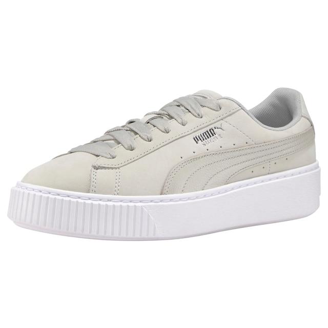 PUMA Sneaker »Platform Shimmer Wn's« für Damen bei Imwalking