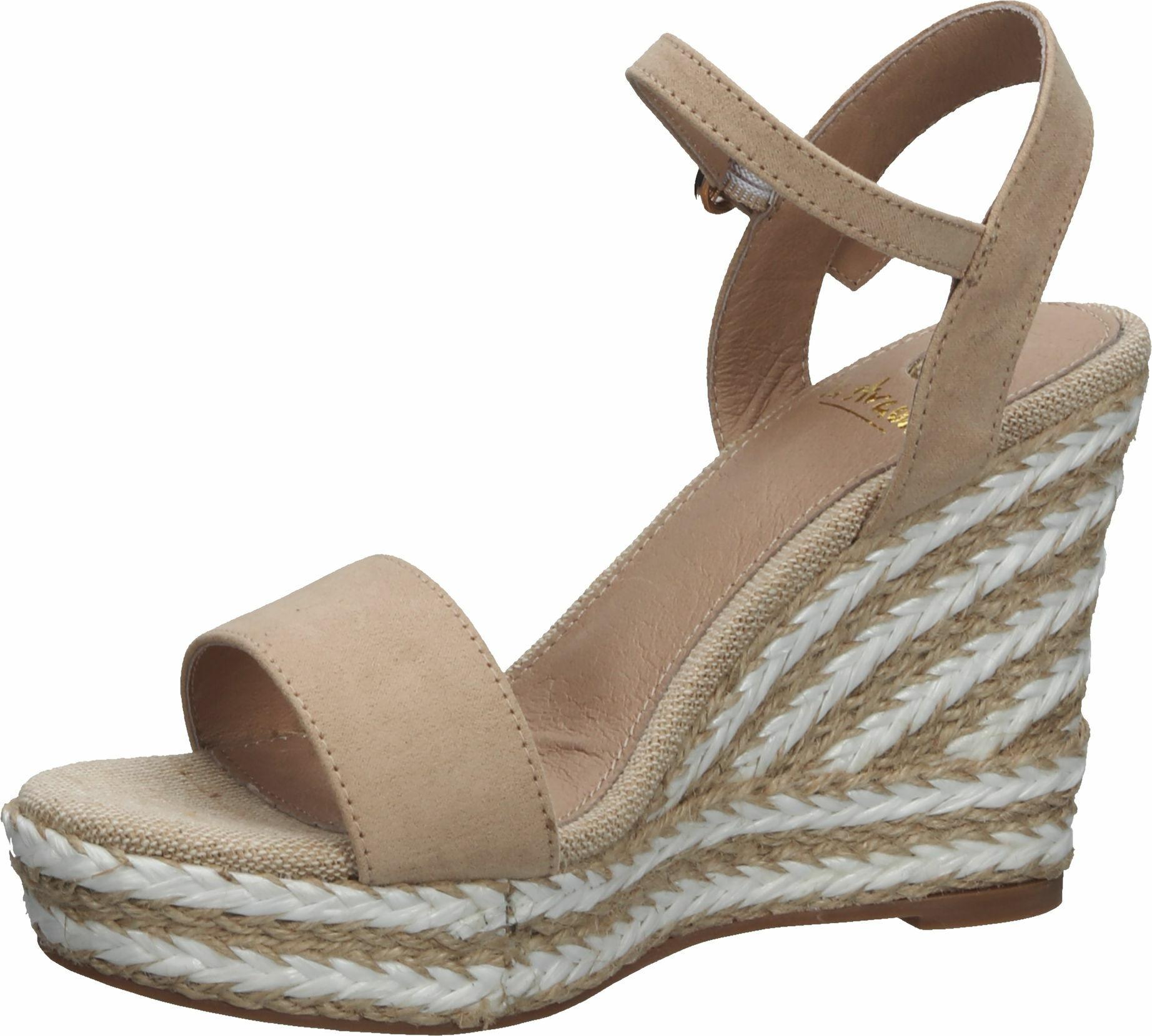 la strada -  High-Heel-Sandalette Textil