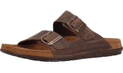 Rohde Pantolette »Nappaleder« kaufen
