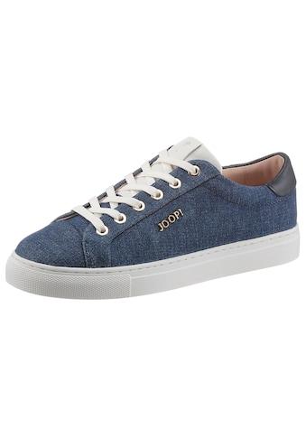 Joop! Sneaker »Denim Due Coralie«, mit weichem Schaftrand kaufen