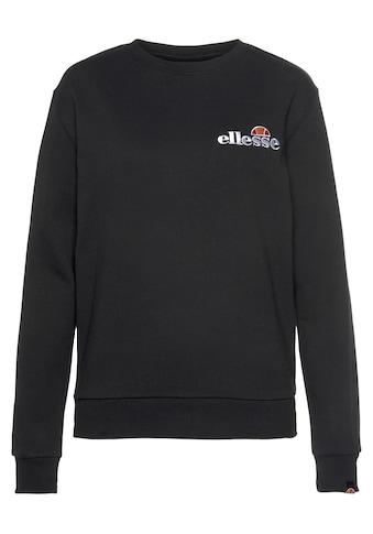 Ellesse Sweatshirt »Triome Sweatshirt« kaufen