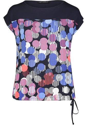 Betty Barclay Print-Shirt, mit Punkten kaufen