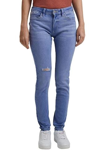 edc by Esprit Skinny-fit-Jeans, mit Destroyed-Effekten kaufen