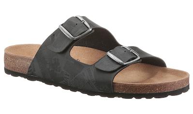 BIO POINT Pantolette, mit vorgefomtem Fußbett kaufen