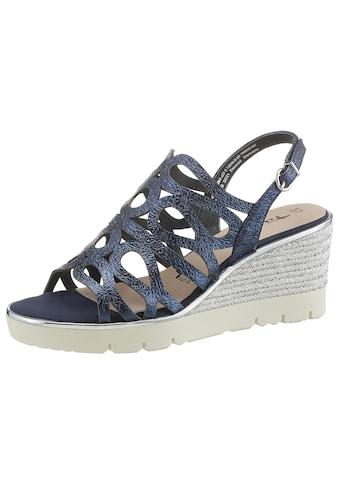 Tamaris Sandalette »Jette« kaufen