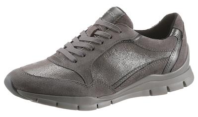 Geox Sneaker »Sukie«, mit Lederinnensohle kaufen