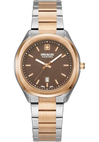Swiss Military Hanowa Schweizer Uhr »ALPINA, 06-7339.12.005« kaufen