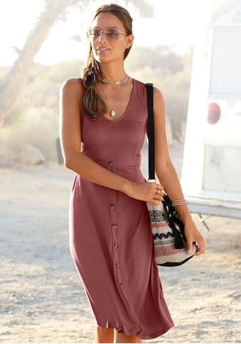 Buffalo Strandkleid, mit tiefem Rückenausschnitt kaufen