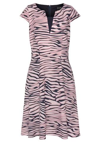 HERMANN LANGE Collection Cocktailkleid, mit Zebra-Muster kaufen