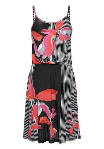 LASCANA Sommerkleid, mit Alloverdruck kaufen