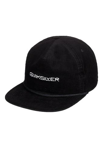 Quiksilver Snapback Cap »Tear Slayer« kaufen
