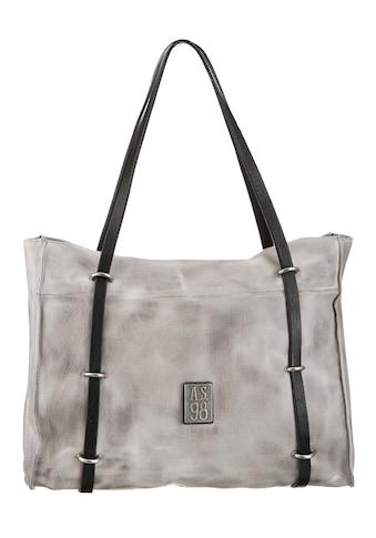 A.S.98 Shopper, im leichten Used Look kaufen