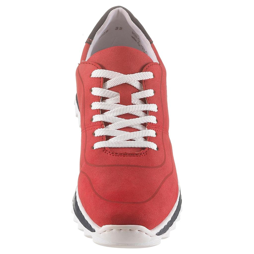 Rieker Sneaker, in sportiver Optik