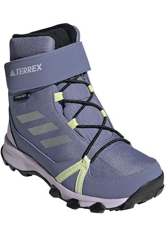adidas TERREX Wanderschuh »TERREX SNOW FOUNDATION COLD.READY RAIN.RDY TRAXION KIDS... kaufen