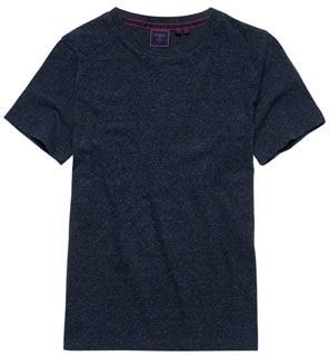 superdry -  T-Shirt, aus Bio-Baumwolle