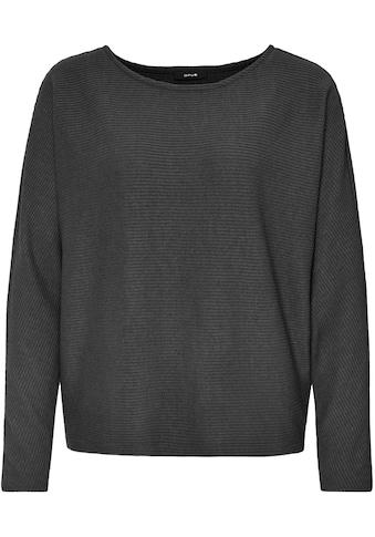 OPUS Sweatshirt »Galsta«, im Oversized Look kaufen