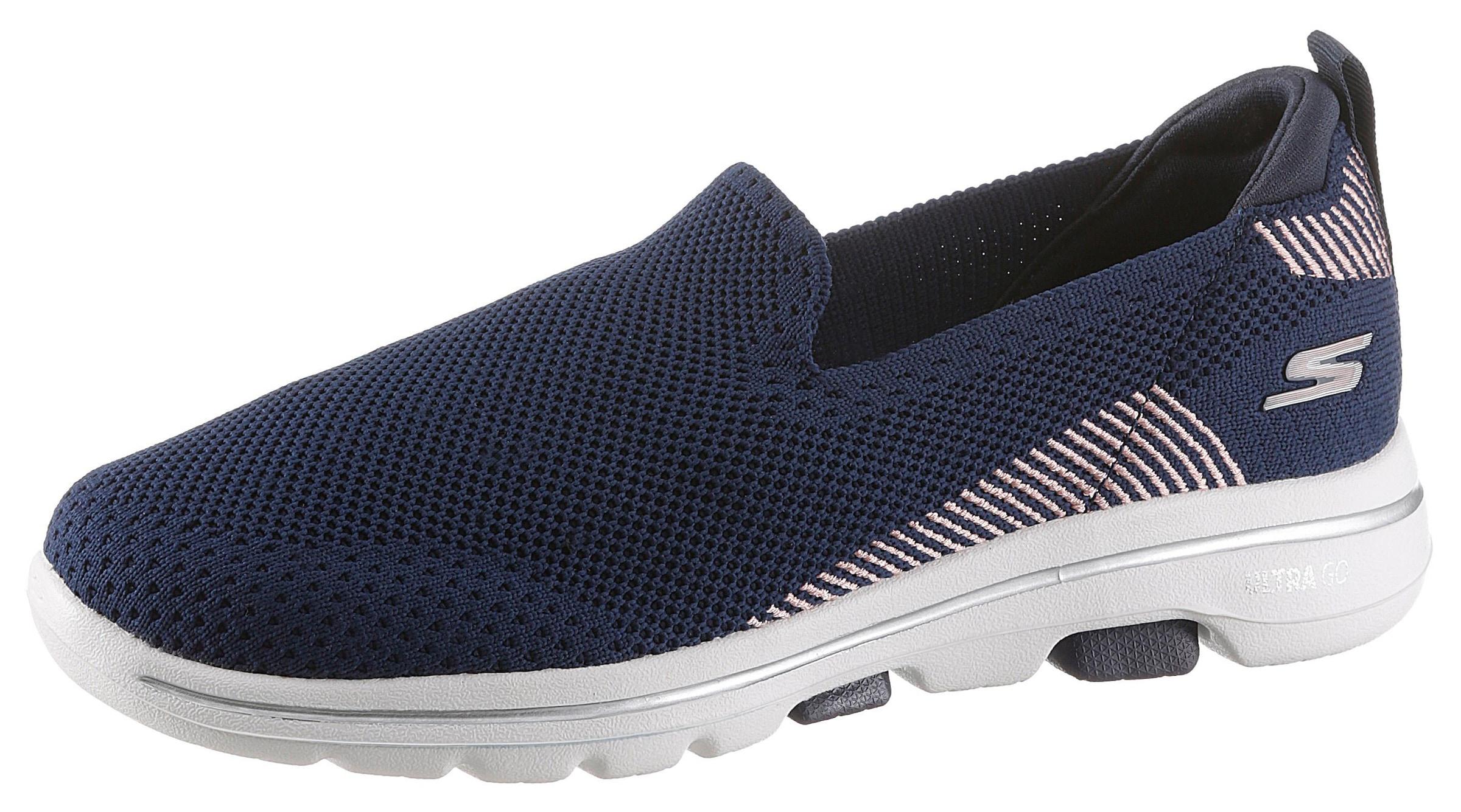 Skechers Slip On Sneaker »Go Walk 5 Prized«