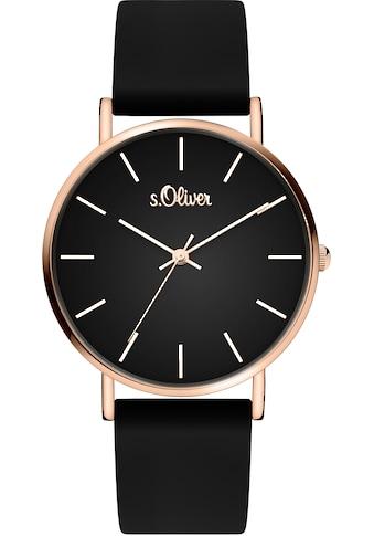 s.Oliver Quarzuhr »SO - 4183 - PQ« kaufen