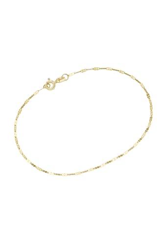 Luigi Merano Armband »Fantasiegliederung, massiv, Gold 333« kaufen