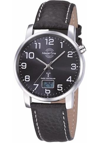MASTER TIME Funkuhr »MTGA-10576-24L« kaufen