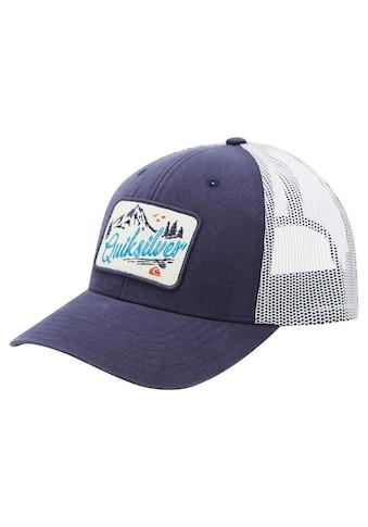 Quiksilver Snapback Cap »Clean Rivers« kaufen
