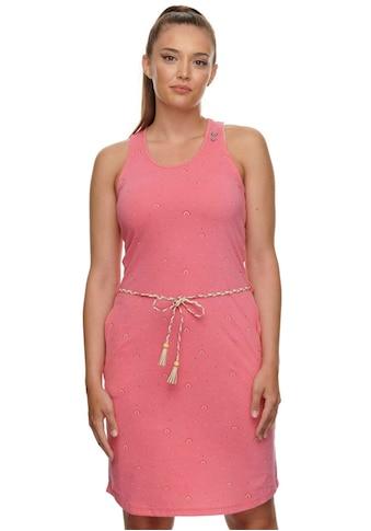 Ragwear Shirtkleid »INFINY«, (2 tlg., mit abnehmbarem Gürtel), mit multicolor... kaufen