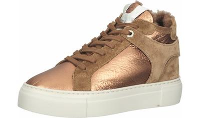 MAHONY Sneaker »Veloursleder« kaufen