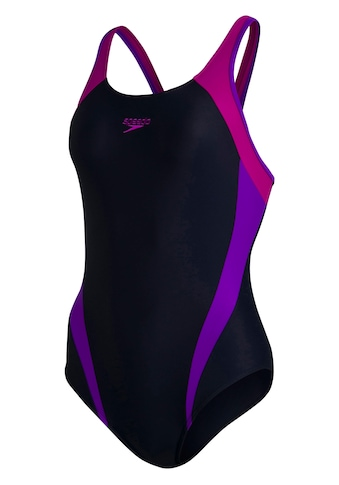 Speedo Badeanzug, im Colour-Block-Design kaufen